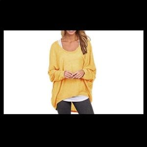 Cashmere women's sweater